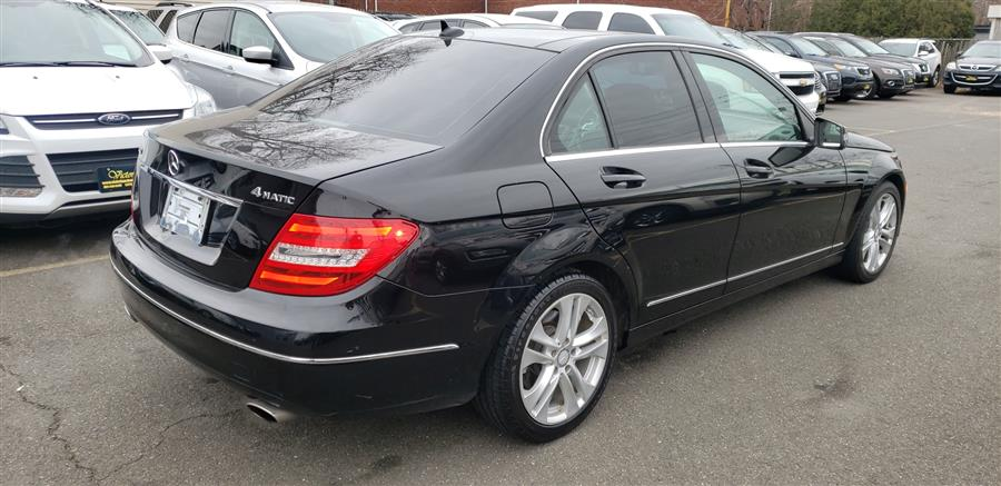 Used Mercedes-Benz C-Class 4dr Sdn C300 Luxury 4MATIC 2012 | Victoria Preowned Autos Inc. Little Ferry, New Jersey