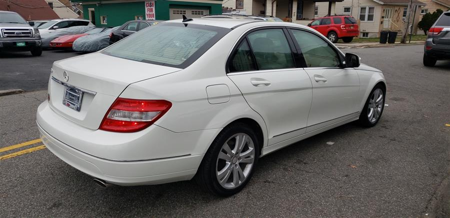 Used Mercedes-Benz C-Class 4dr Sdn 3.0L Sport RWD 2008 | Victoria Preowned Autos Inc. Little Ferry, New Jersey