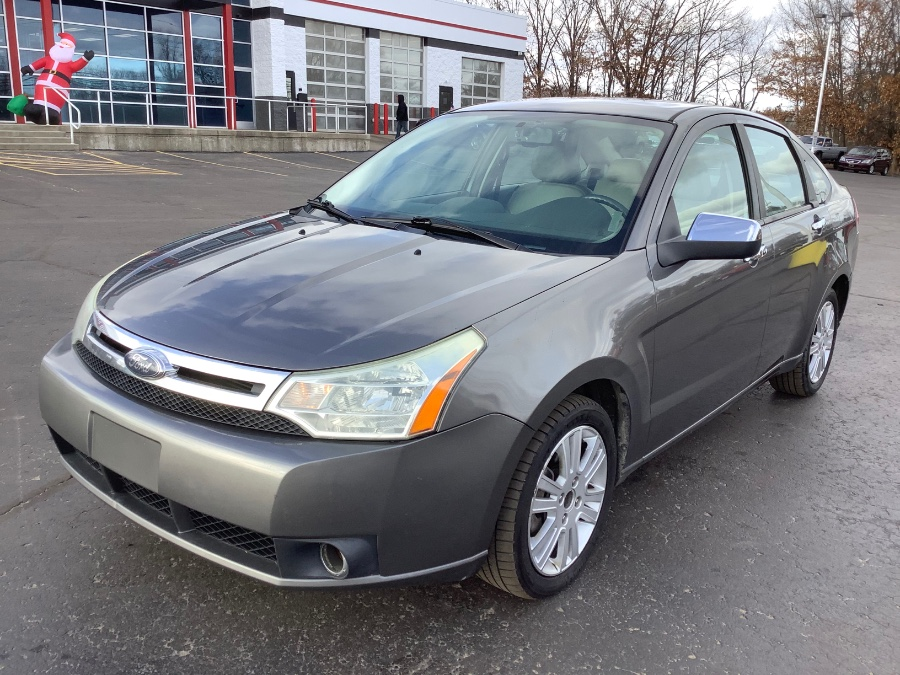 Used Ford Focus 4dr Sdn SEL 2010 | Marsh Auto Sales LLC. Ortonville, Michigan