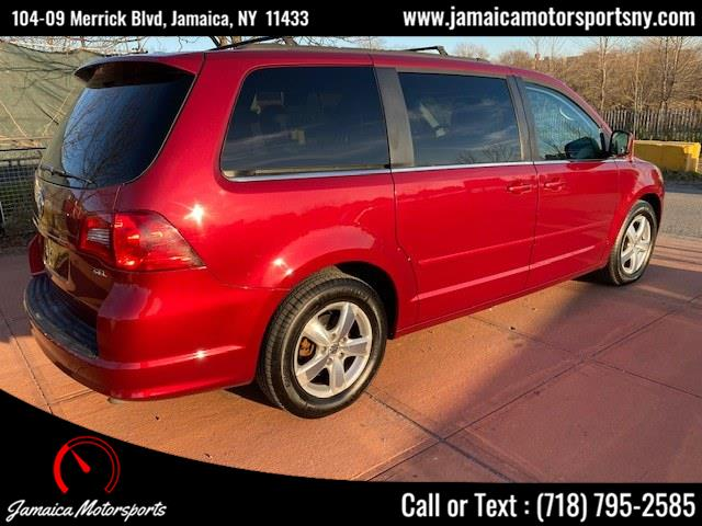 Used Volkswagen Routan 4dr Wgn SEL w/RSE & Navigation 2011 | Jamaica Motor Sports . Jamaica, New York