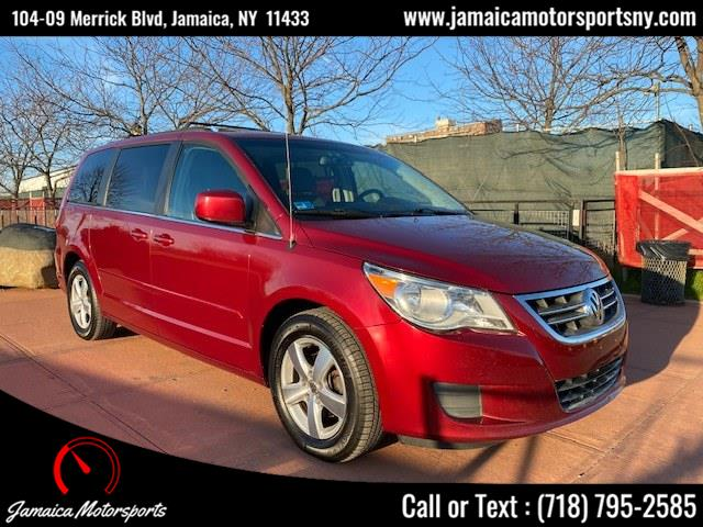 Used 2011 Volkswagen Routan in Jamaica, New York | Jamaica Motor Sports . Jamaica, New York