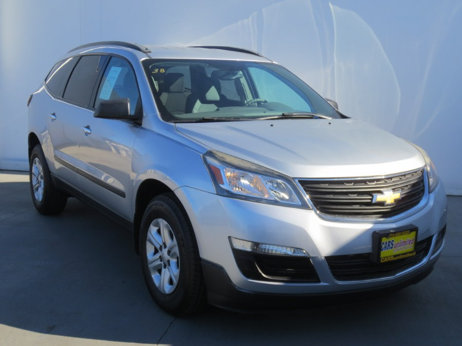 Used Chevrolet Traverse FWD 4dr LS 2014 | Auto Max Of Santa Ana. Santa Ana, California