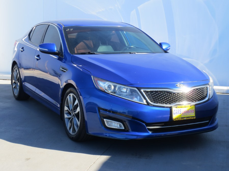 Used Kia Optima 4dr Sdn SX 2015 | Auto Max Of Santa Ana. Santa Ana, California