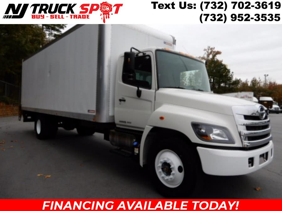 Used 2015 HINO 268A in South Amboy, New Jersey | NJ Truck Spot. South Amboy, New Jersey