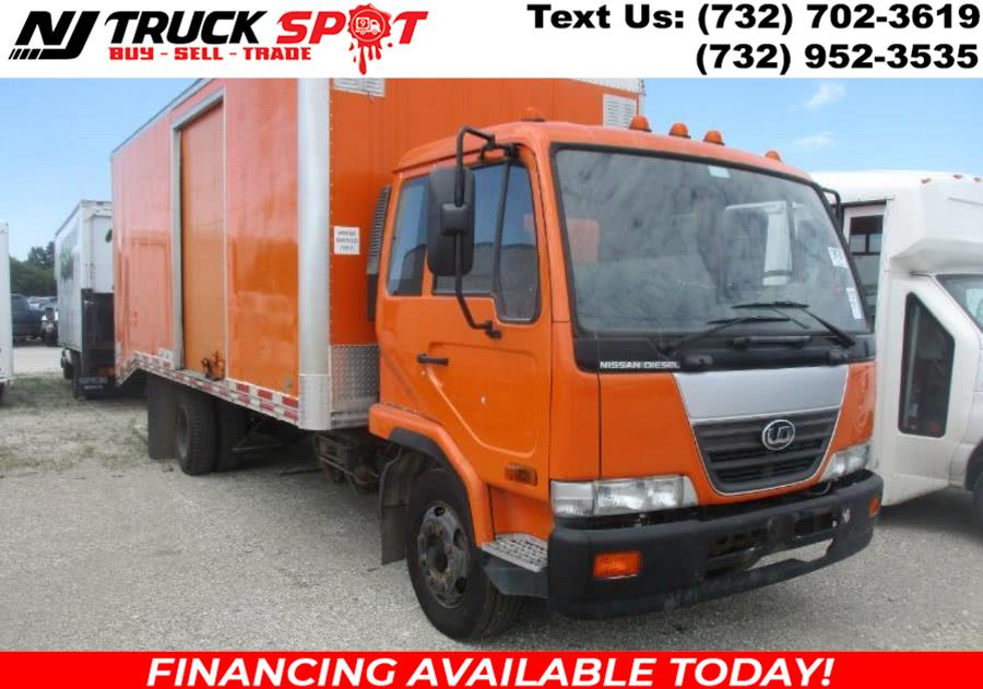 Used 2007 Nissan UD 2600 LANDSCAPE BOX TRUCK in South Amboy, New Jersey | NJ Truck Spot. South Amboy, New Jersey