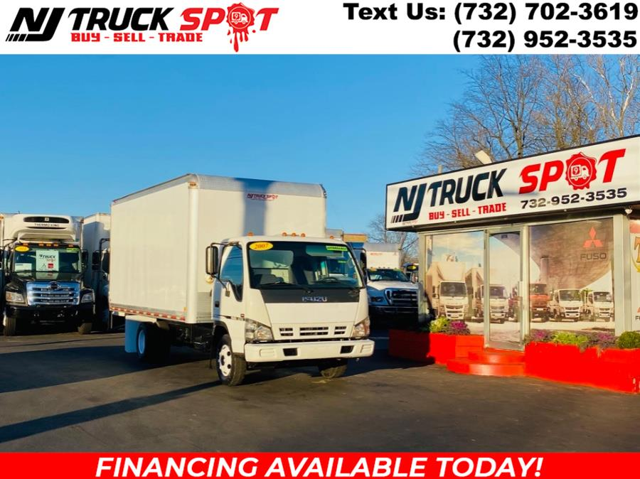 Used 2007 Isuzu NPR GAS in South Amboy, New Jersey | NJ Truck Spot. South Amboy, New Jersey