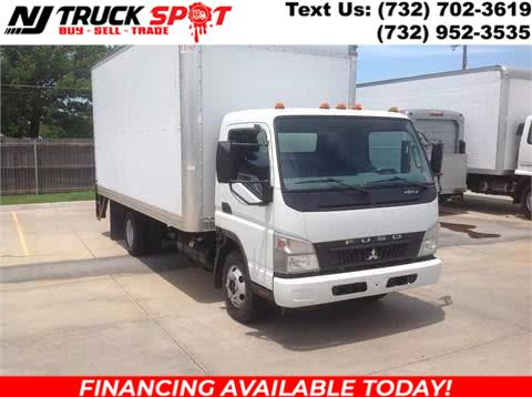 Used 2010 Mitsubishi FUSO FE145 in South Amboy, New Jersey | NJ Truck Spot. South Amboy, New Jersey