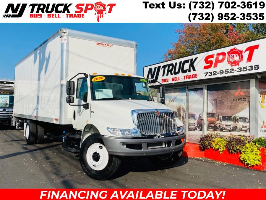 Used 2020 INTERNATIONAL 4300 **FACTORY WARRANTY** in South Amboy, New Jersey | NJ Truck Spot. South Amboy, New Jersey