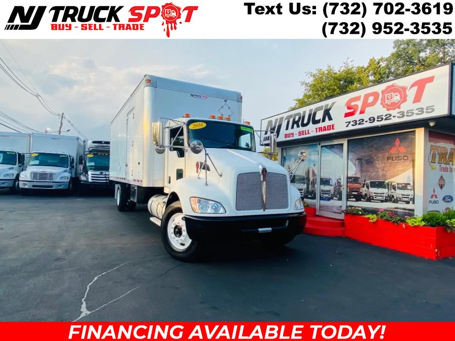 Used 2010 KENWORTH T370 in South Amboy, New Jersey | NJ Truck Spot. South Amboy, New Jersey