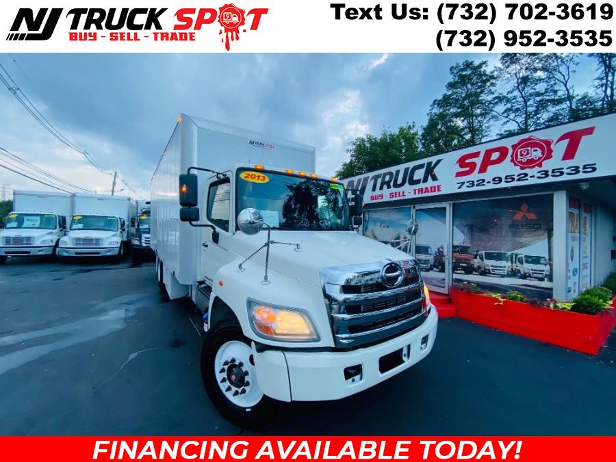 Used 2013 HINO 338 in South Amboy, New Jersey | NJ Truck Spot. South Amboy, New Jersey