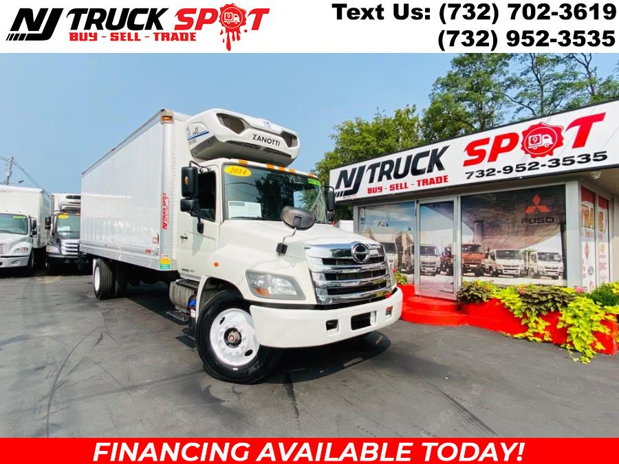 Used 2014 HINO 338 in South Amboy, New Jersey | NJ Truck Spot. South Amboy, New Jersey