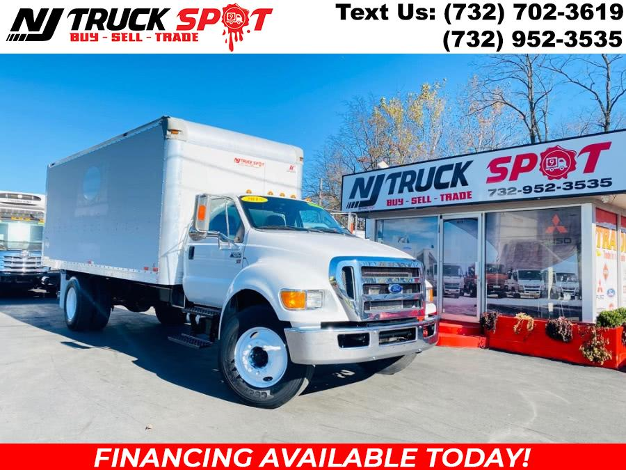 Used 2015 Ford SUPER DUTY F-650 in South Amboy, New Jersey | NJ Truck Spot. South Amboy, New Jersey