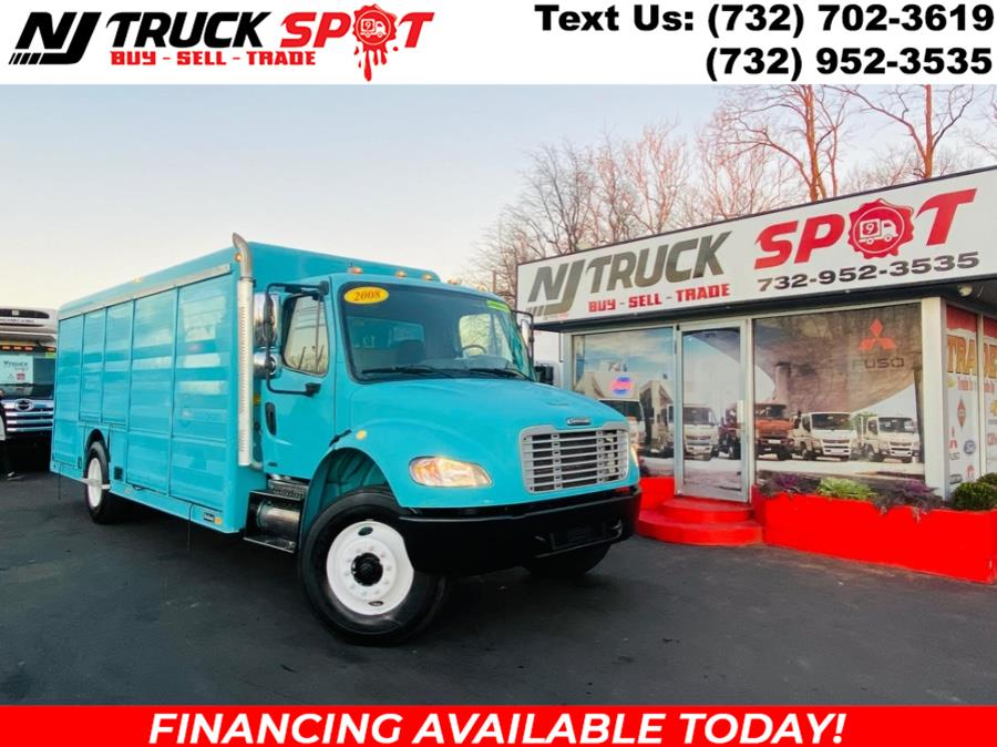 Used 2008 FREIGHTLINER M2 106 in South Amboy, New Jersey | NJ Truck Spot. South Amboy, New Jersey