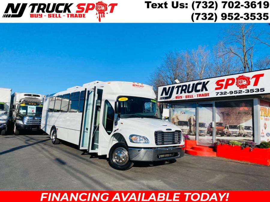 Used 2018 FREIGHTLINER M2 106 DEFENDER in South Amboy, New Jersey | NJ Truck Spot. South Amboy, New Jersey