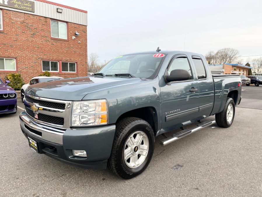 Used 2011 Chevrolet Silverado 1500 in South Windsor, Connecticut | Mike And Tony Auto Sales, Inc. South Windsor, Connecticut