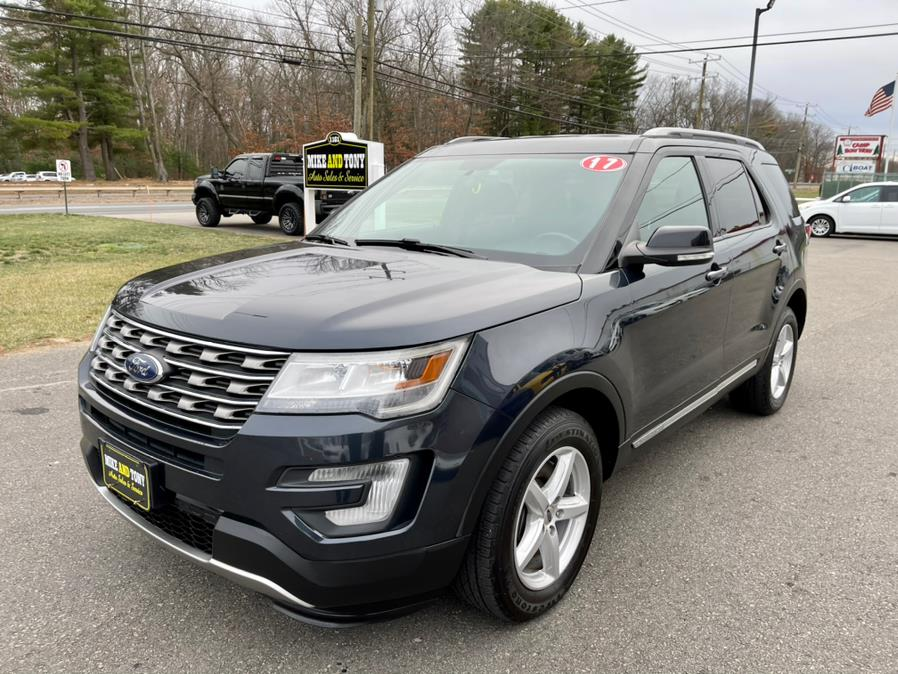 Used 2017 Ford Explorer in South Windsor, Connecticut | Mike And Tony Auto Sales, Inc. South Windsor, Connecticut