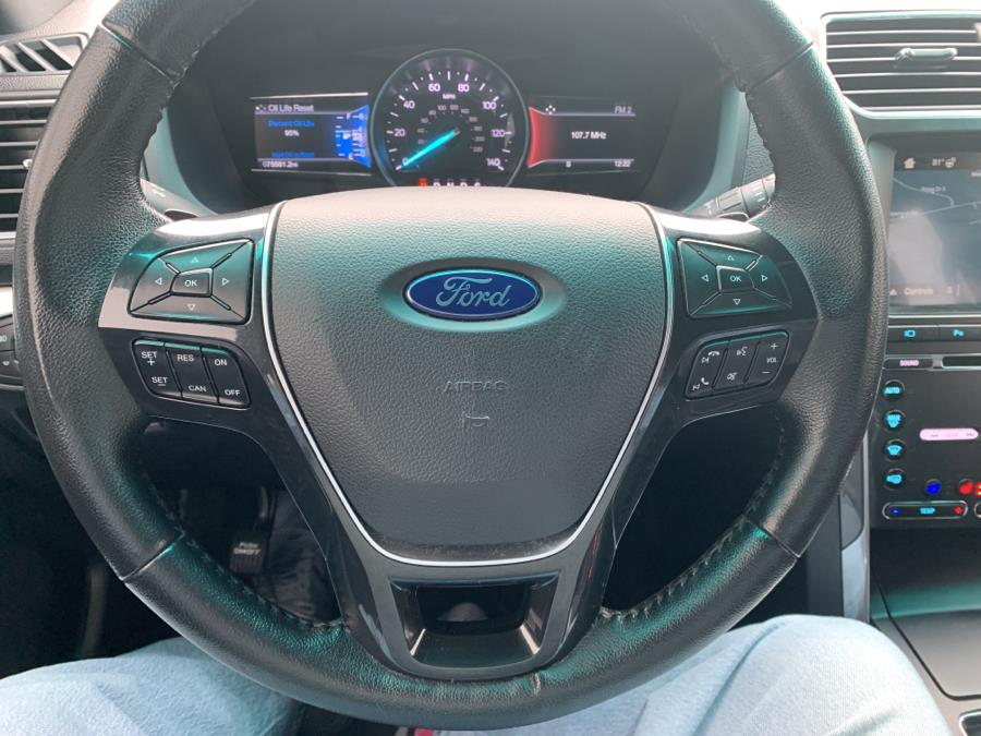 Used Ford Explorer Limited 4WD 2017 | Saybrook Auto Barn. Old Saybrook, Connecticut