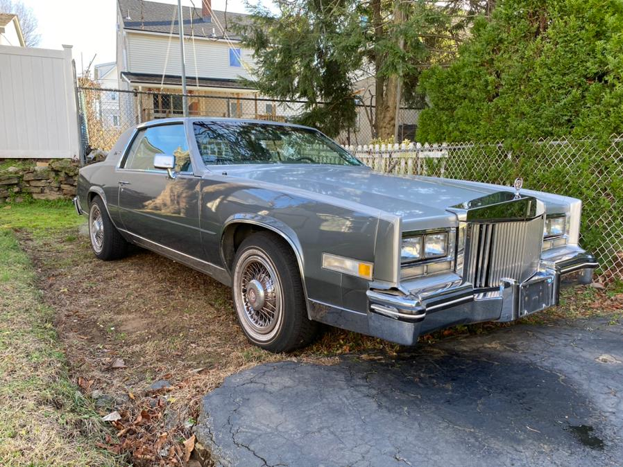 Used 1985 Cadillac Eldorado in Lyndhurst, New Jersey | Cars With Deals. Lyndhurst, New Jersey