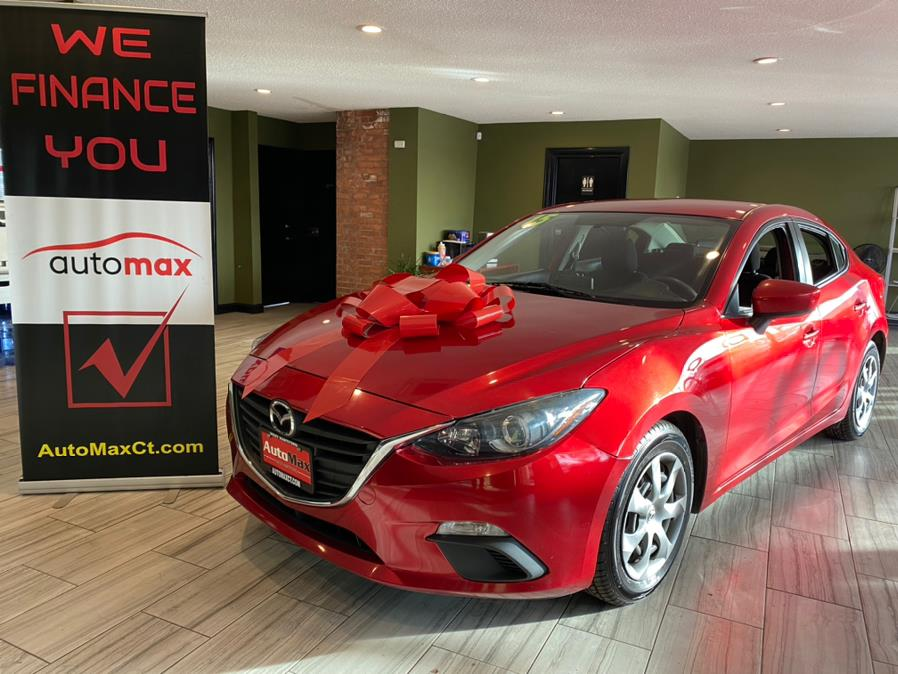 Used 2015 Mazda Mazda3 in West Hartford, Connecticut | AutoMax. West Hartford, Connecticut