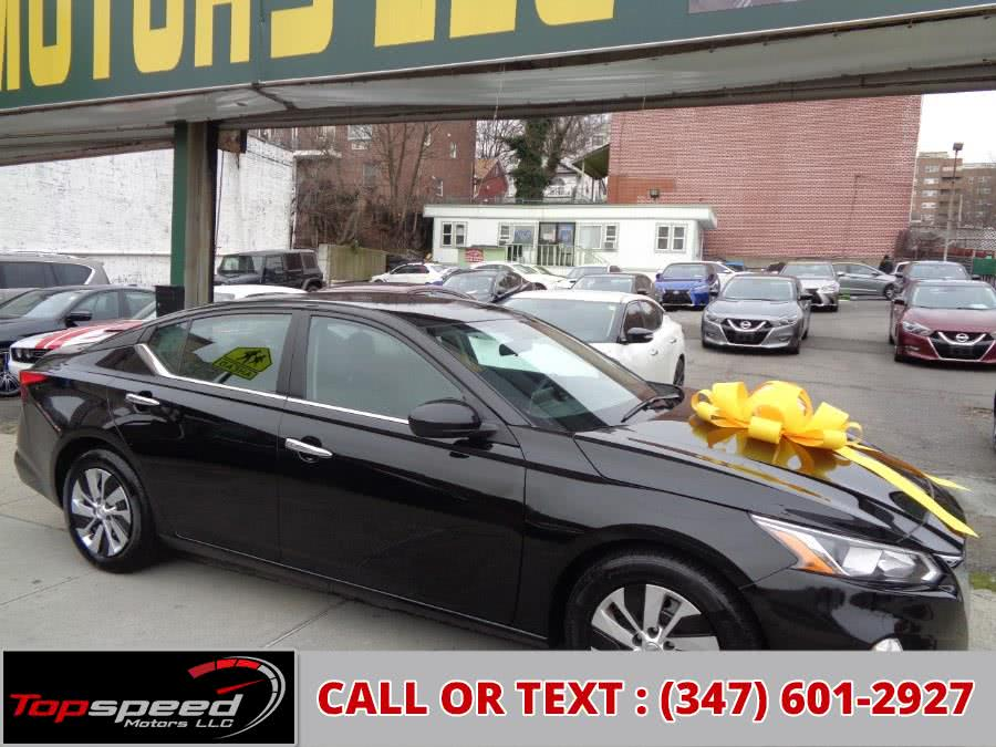 Used 2020 Nissan Altima in Jamaica, New York | Top Speed Motors LLC. Jamaica, New York