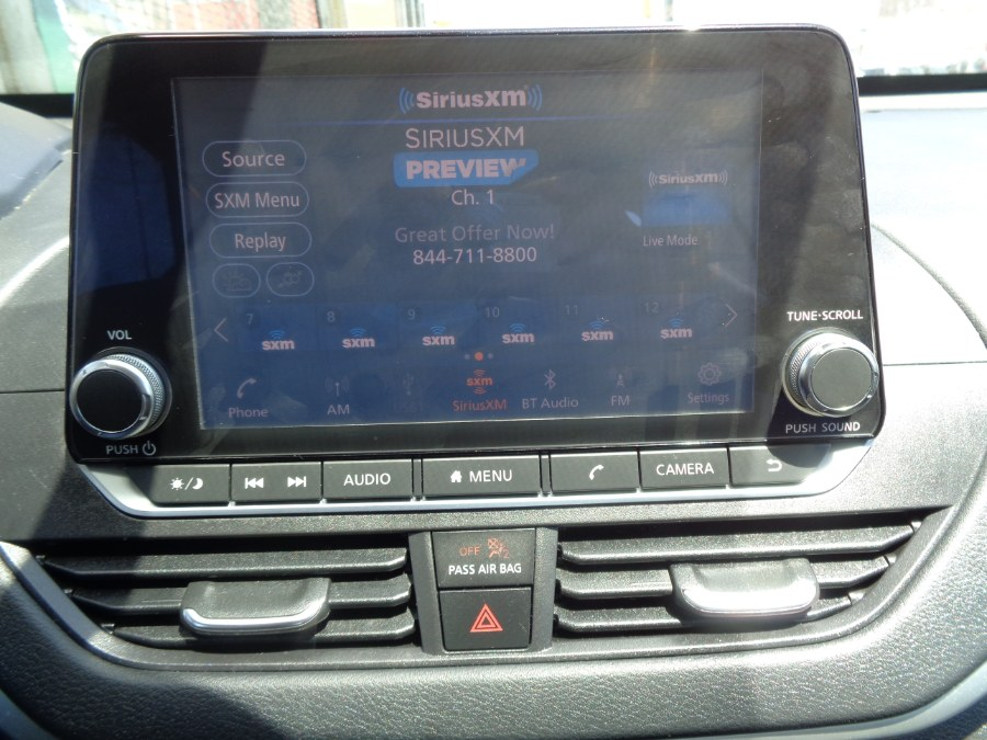 Used Nissan Altima 2.5 S Sedan 2020 | Top Speed Motors LLC. Jamaica, New York