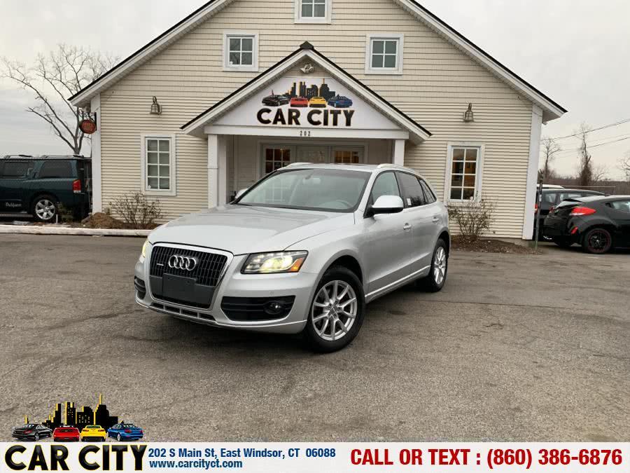 Used Audi Q5 quattro 4dr 2.0T Premium Plus 2011 | Car City LLC. East Windsor, Connecticut