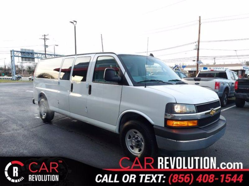 Used 2020 Chevrolet Express Passenger in Maple Shade, New Jersey   Car Revolution. Maple Shade, New Jersey