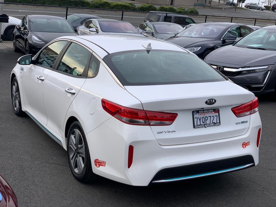 Used Kia Optima Plug-In Hybrid EX 2017 | Green Light Auto Wholesale. Daly City, California