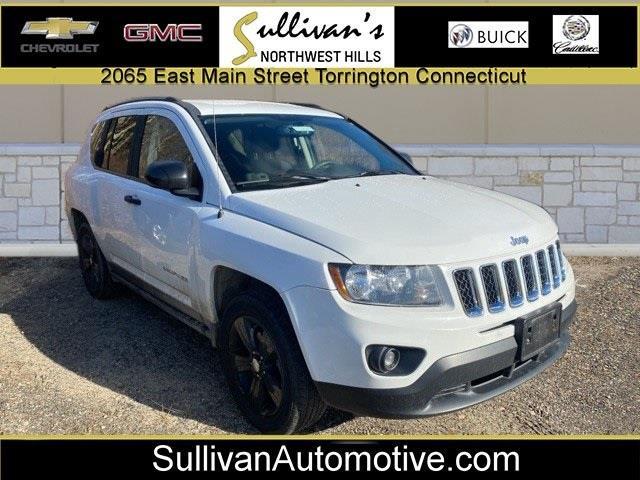 Used 2016 Jeep Compass in Avon, Connecticut | Sullivan Automotive Group. Avon, Connecticut