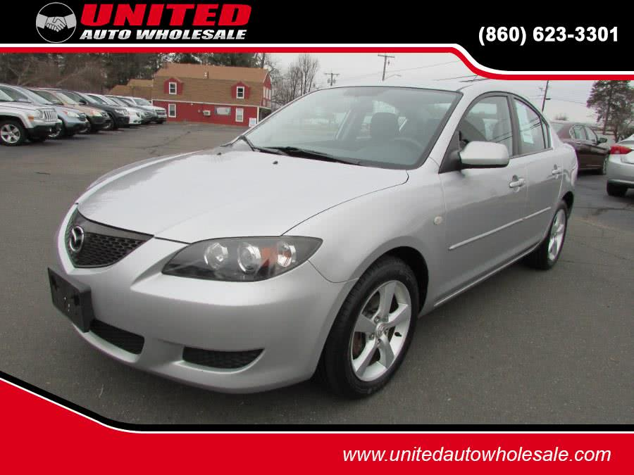Used 2006 Mazda Mazda3 in East Windsor, Connecticut | United Auto Sales of E Windsor, Inc. East Windsor, Connecticut