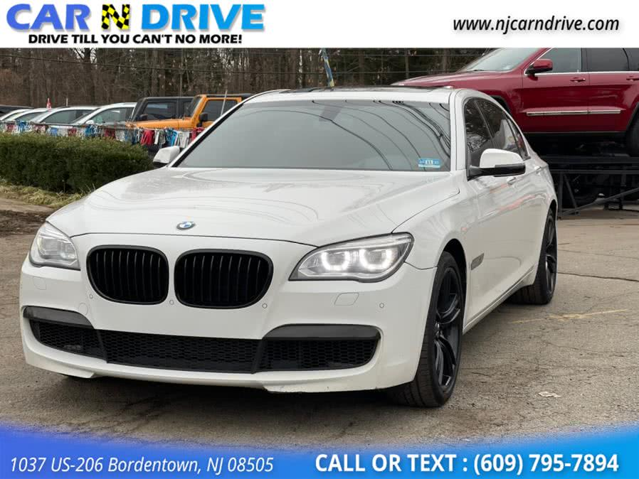 Used BMW 7-series 740iL 2013 | Car N Drive. Bordentown, New Jersey