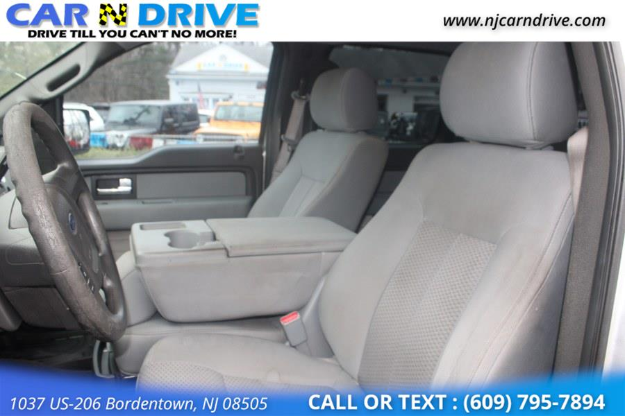 Used Ford F-150 XLT SuperCrew 5.5-ft. Bed 4WD 2014 | Car N Drive. Bordentown, New Jersey