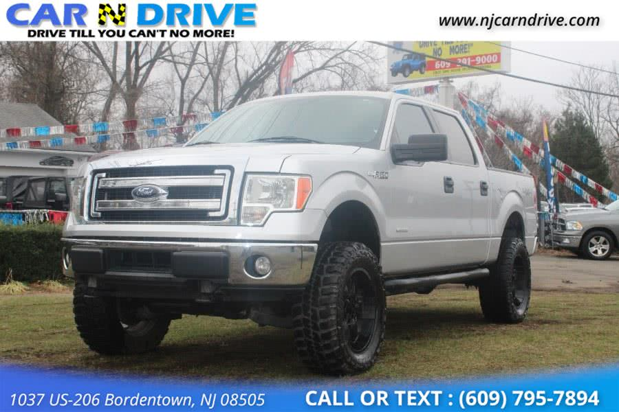 Used 2014 Ford F-150 in Bordentown, New Jersey | Car N Drive. Bordentown, New Jersey