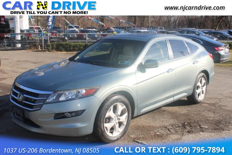 Used Honda Accord Crosstour EX-L 4WD 5-Spd AT w/Nav 2010 | Car N Drive. Bordentown, New Jersey