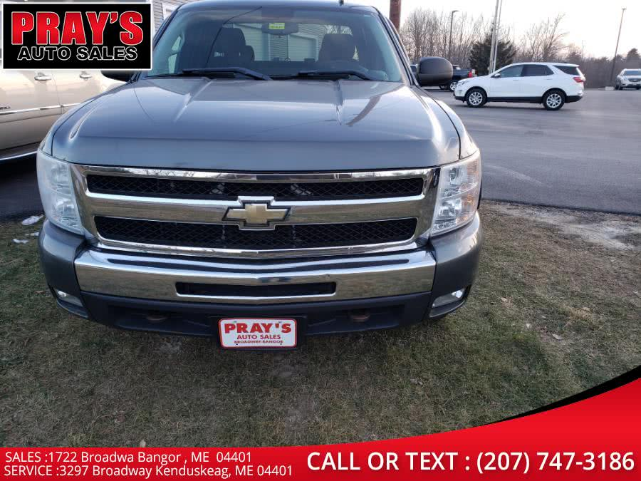 Used 2011 Chevrolet Silverado 1500 in Bangor , Maine | Pray's Auto Sales . Bangor , Maine