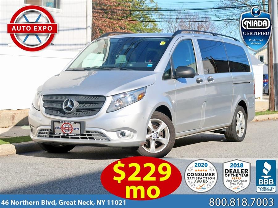 Used Mercedes-benz Metris Passenger 2016 | Auto Expo Ent Inc.. Great Neck, New York