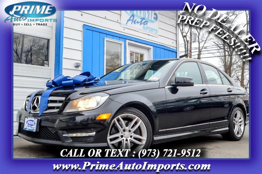 Used 2013 Mercedes-Benz C-Class in Bloomingdale, New Jersey | Prime Auto Imports. Bloomingdale, New Jersey