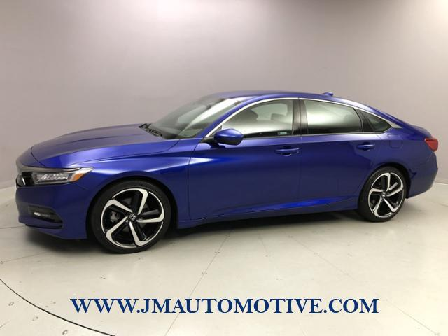 Used 2019 Honda Accord in Naugatuck, Connecticut | J&M Automotive Sls&Svc LLC. Naugatuck, Connecticut