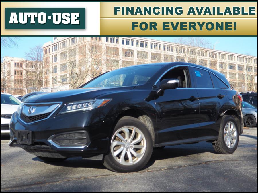 Used 2018 Acura Rdx in Andover, Massachusetts | Autouse. Andover, Massachusetts