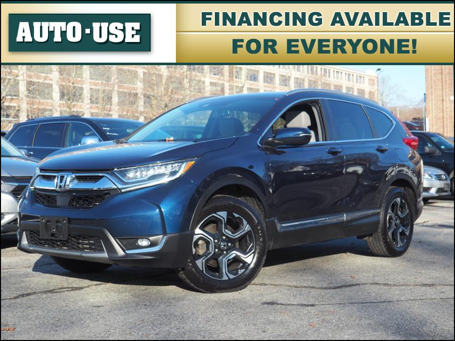 Used 2018 Honda Cr-v in Andover, Massachusetts | Autouse. Andover, Massachusetts