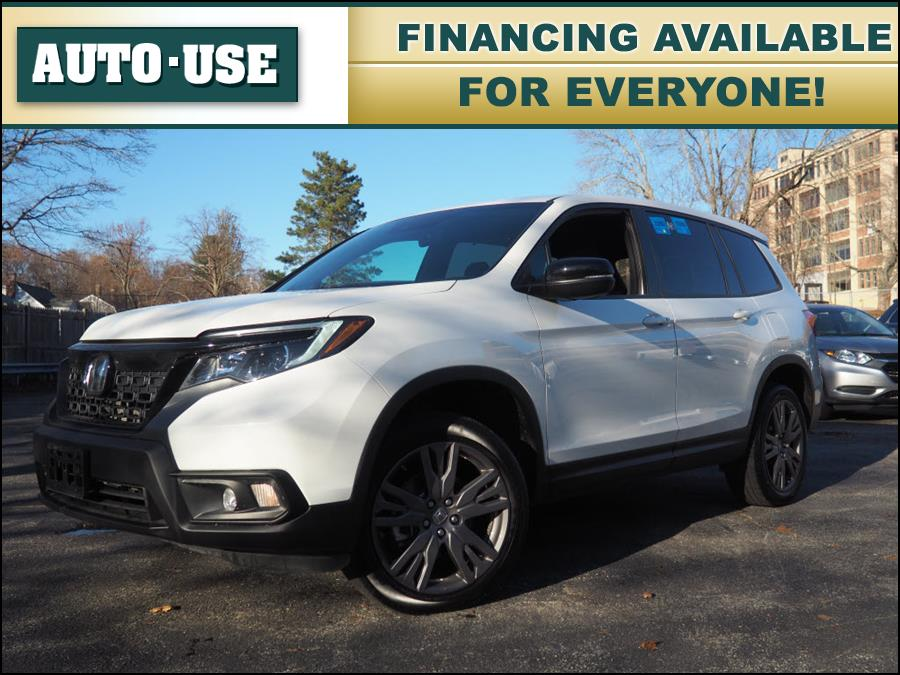 Used 2020 Honda Passport in Andover, Massachusetts | Autouse. Andover, Massachusetts