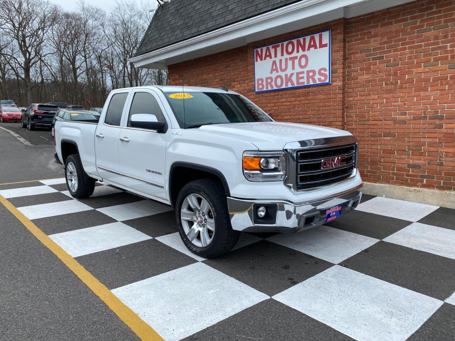 Used 2015 GMC Sierra 1500 in Waterbury, Connecticut | National Auto Brokers, Inc.. Waterbury, Connecticut
