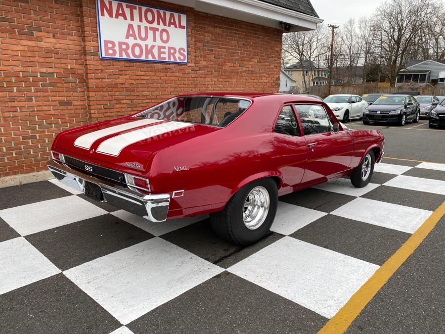 Used Chevrolet Nova SS Tribute 1968   National Auto Brokers, Inc.. Waterbury, Connecticut