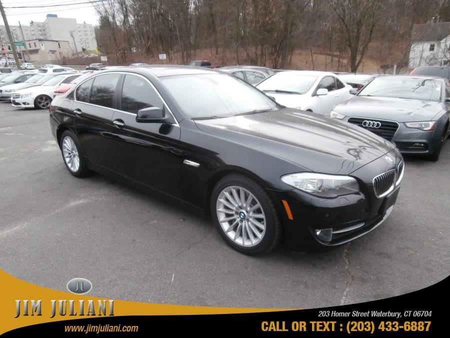 Used 2013 BMW 5 Series in Waterbury, Connecticut   Jim Juliani Motors. Waterbury, Connecticut