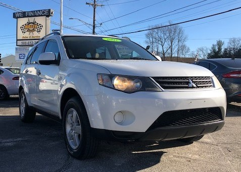 Used 2007 Mitsubishi Outlander in Worcester, Massachusetts | Rally Motor Sports. Worcester, Massachusetts