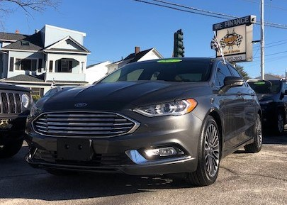 Used Ford Fusion SE FWD 2017 | Rally Motor Sports. Worcester, Massachusetts