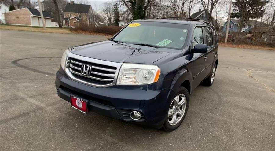 Used Honda Pilot 4WD 4dr EX 2012 | Wiz Leasing Inc. Stratford, Connecticut