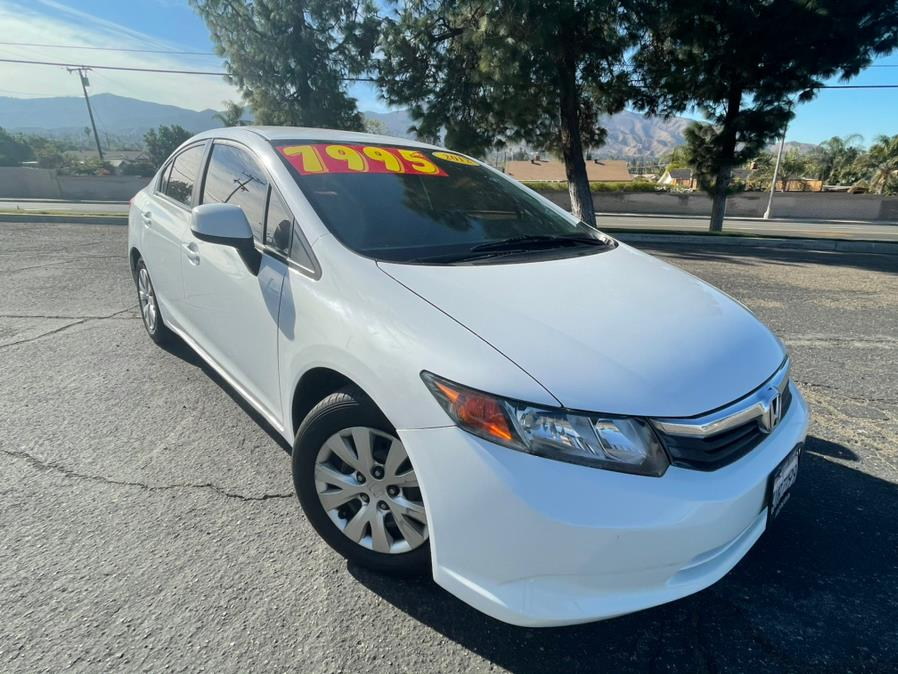 Used 2012 Honda Civic Sdn in Corona, California | Green Light Auto. Corona, California