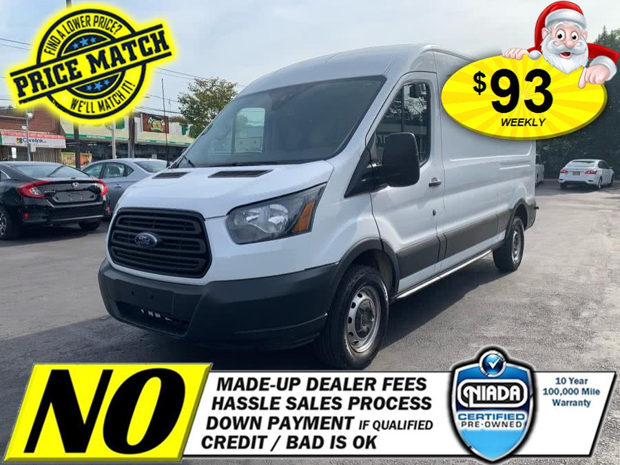 "Used Ford Transit Van T-250 148"" Med Rf 9000 GVWR Sliding RH Dr 2017 