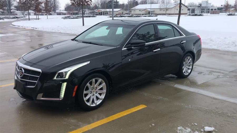 Used Cadillac CTS Sedan 4dr Sdn 2.0L Turbo RWD 2014 | Josh's All Under Ten LLC. Elida, Ohio
